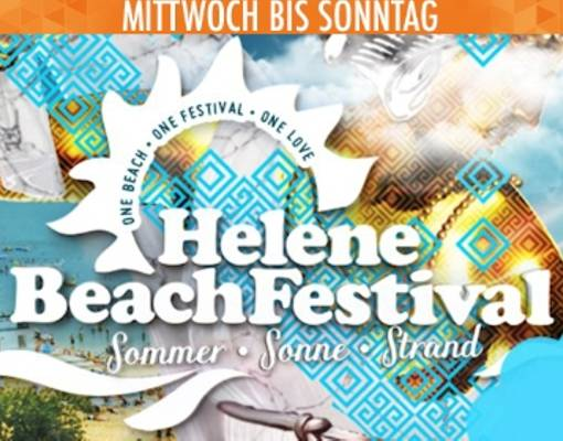 Helene Beach Festival Mi - So Logo