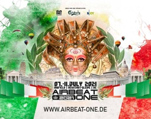 Airbeat One - Anreise Donnerstag Logo