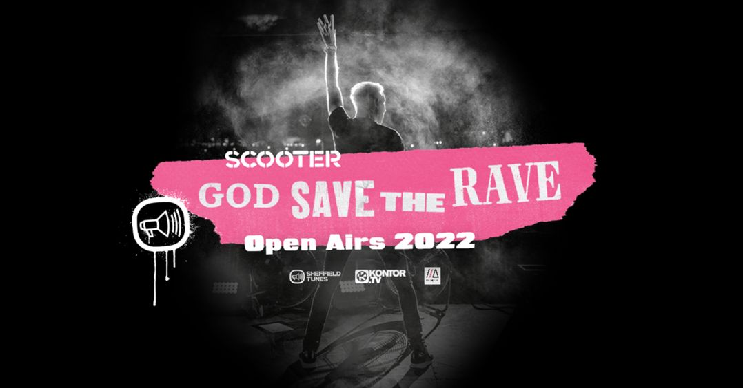 Scooter - God save the Rave Tour